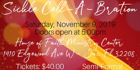 SICKLE CELL-A-BRATION tickets