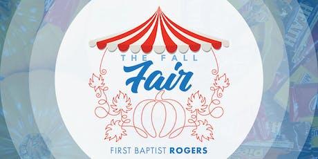 The Fall Fair 2019 tickets