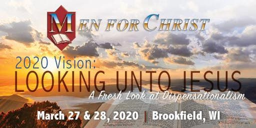Men For Christ 2020 Registration