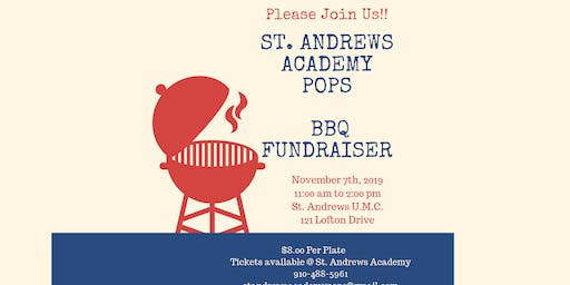 St. Andrews Academy POPs BBQ