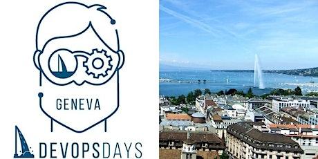 DevOpsDays Geneva 2020 billets