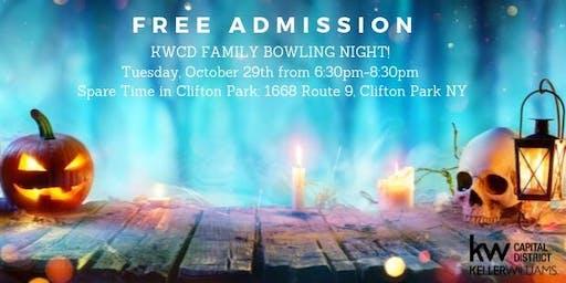 KWCD Bowling Night: Halloween Edition