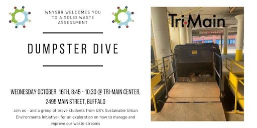 Dumpster Dive – A Solid Waste Assessment