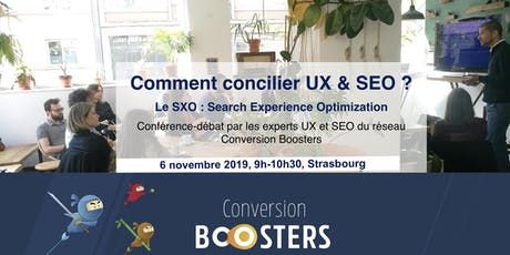 Café CRO#2, Search eXperience Optimization : Comment concilier UX et SEO ? billets