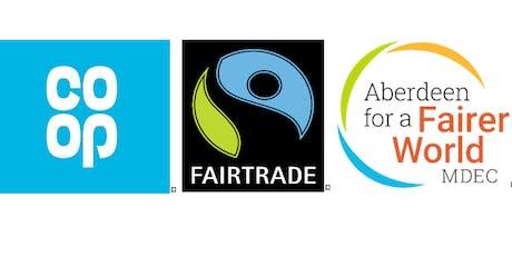 Workshop on Fairtrade tickets