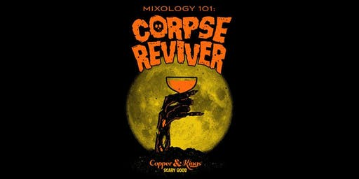 Mixology 101: Corpse Reviver