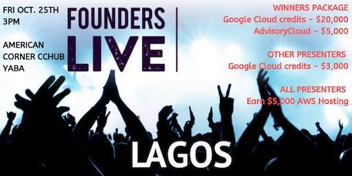 Founders Live Lagos