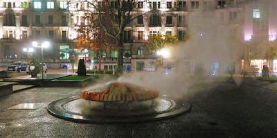"""Fr,08.11.19 Wanderdate """"Single Wandern am Kurpark in Wiesbaden für 35-55J"""""""