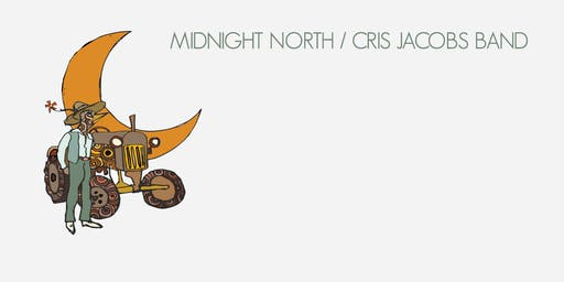 Midnight North & Cris Jacobs Band