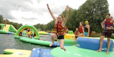 St.Michael's Youth Camp to Ventures Danehill 2