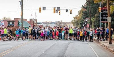 Belmont Turkey Day 5K #9