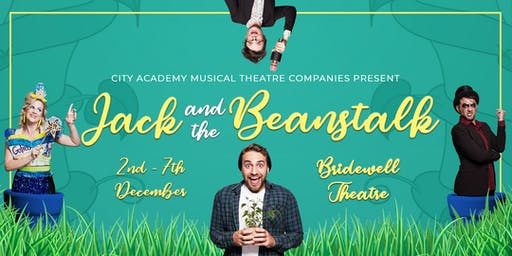 Jack and the Beanstalk | The City Academy Musical Theatre Companies