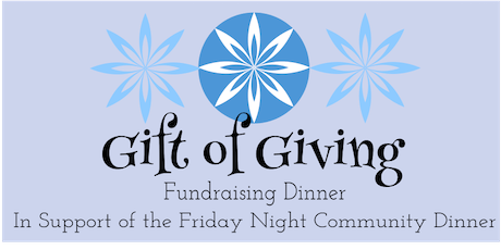 Gift of Caring Fundraising Dinner tickets