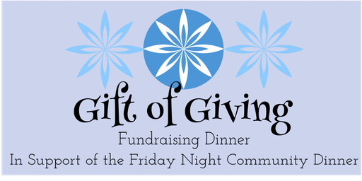 SOLD OUT! Gift of Giving Fundraising Dinner