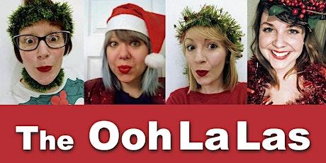 Jingle Belles Christmas tickets