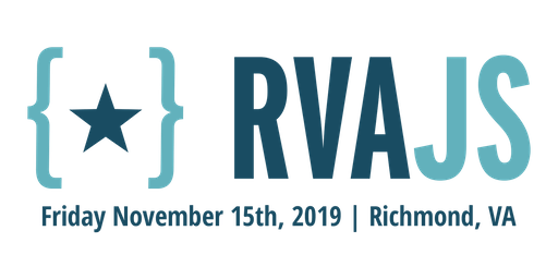 RVA JavaScript Conference 2019