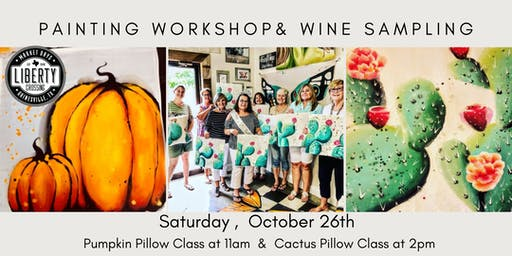 Market Days- Paint, Sip & Shop
