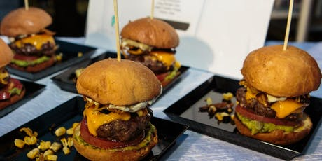Burgerliscious 2019 - It's Chow Time ! tickets