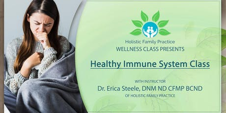 Healthy Immune System Class tickets