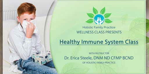 Healthy Immune System Class