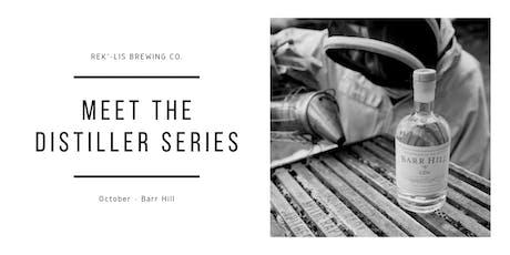 Rek'-lis Brewery Meet the Distiller Series: Barr Hill tickets
