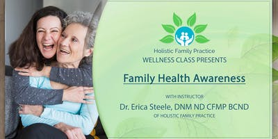 Family Health Awareness