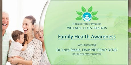 Family Health Awareness tickets