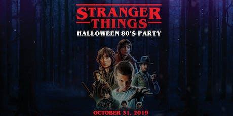 Stranger Things Halloween at Rosemont tickets