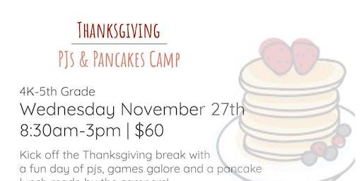 PJs & Pancakes Camp