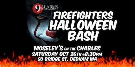 Firefighters Halloween Bash! tickets