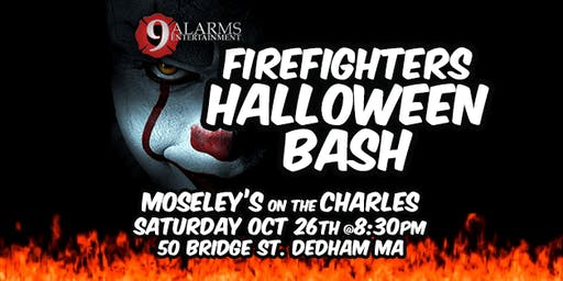 Firefighters Halloween Bash!