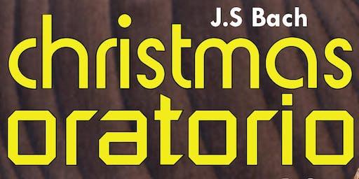 Cantate Choir - Christmas Oratorio parts 1-3