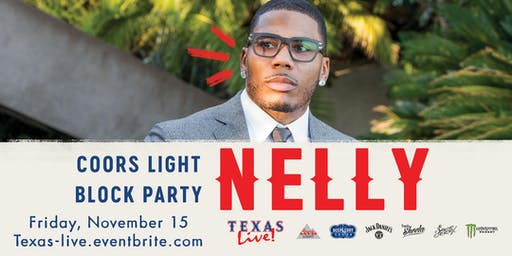 Coors Light Block Party:  Nelly