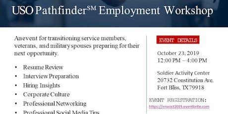 Employment Readiness Workshop tickets
