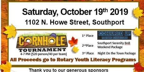 3rd Annual Rotary Corn Hole Tournament tickets