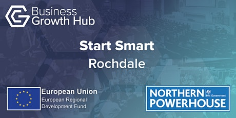 Grow your new business in Rochdale – 1 2 1 Advice Appointment tickets