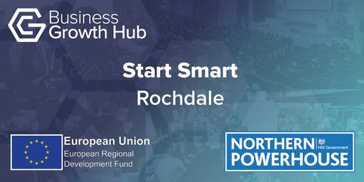 Grow your new business in Rochdale – 1 2 1 Advice Appointment