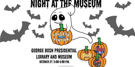 Night at the Museum Halloween Celebration tickets