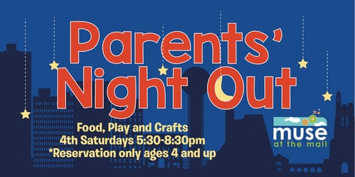 Parents' Night Out October 2019