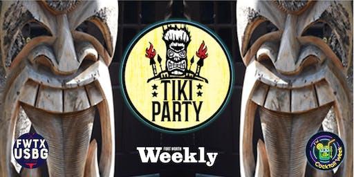 FW Cocktail Week - TIKI PARTY