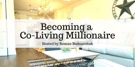 Becoming a Co-Living Millionaire tickets