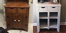Rethunk Junk BYO Furniture Paint Class