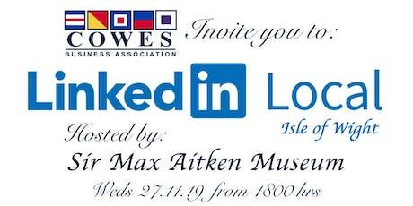 LinkedIn Local Isle of Wight #4 tickets