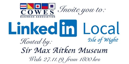 LinkedIn Local Isle of Wight #4