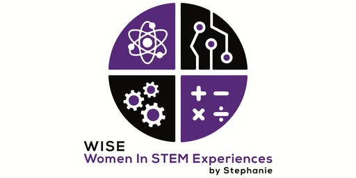 Women in STEM Experiences - Bot Camp Niagara.   WISE Wednesdays Series