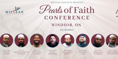 Pearls of Faith Conference