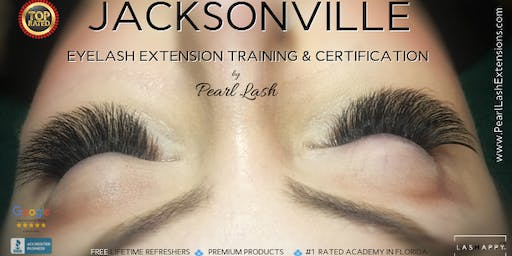 Eyelash Extension Training Hosted by Pearl Lash January 19, 2020