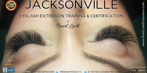 Eyelash Extension Training Hosted by Pearl Lash January 19, 2020 - SOLD OUT
