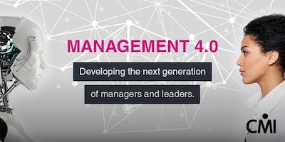 Management 4.0 - The Wales Conversation - Wrexham Glyndwr University