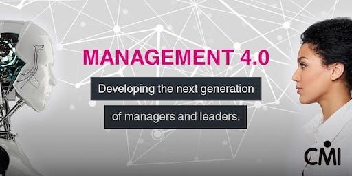 Management 4.0 - The Wales Conversation - Wrexham Glyndwr University